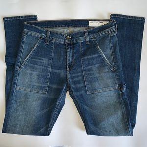 Rag & Bone straight leg jean, brand new!